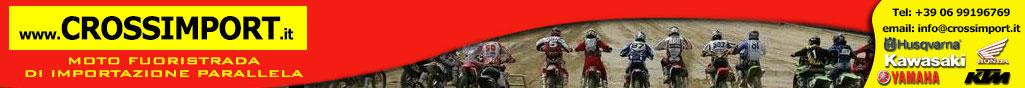 Crossimport importazione motocross enduro