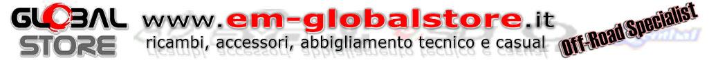 Global Store - www.em-globalstore.it - abbigliamento giovane street casual abbigliamento tecnico ricambi motocross