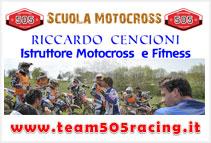 Riccardo Cencioni scuola motocross